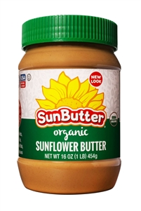 Sunflower Seed Spread Organic - 16 Oz.