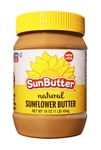 Sunflower Seed Spread Natural - 1 Pound