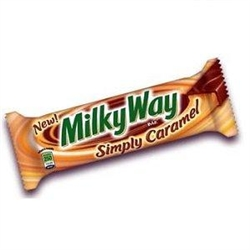 Milky Way Simply Caramel Bar - 1.91 oz.