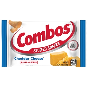 Combos Cheese Cracker Singles