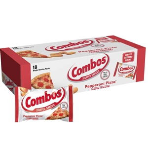Combos Pepperoni Pizza Cracker Singles