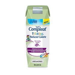 Compleat Pediatric Reduced Calories - 8.45 fl.oz.
