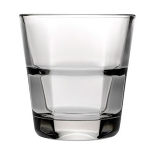 Clarisse Stacking Rocks Glass - 8 Oz.