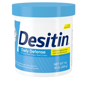 Desitin Diaper Rash Creamy Rapid Relief - 16 Oz.