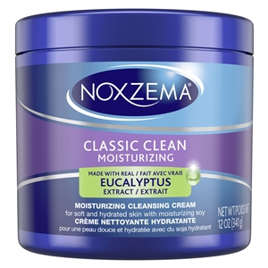 Noxema Facial Cleanser Clean and Moisture - 12 Oz.