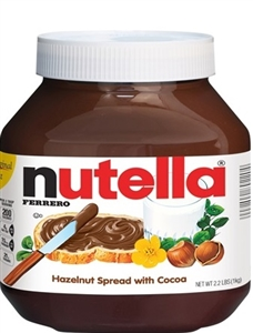 Nutella - 35.3 Oz.