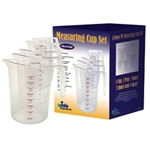 Measuring Cup Sets Polycarbonate