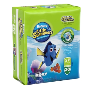 Huggies Little Swimmers Small Swimpants