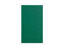 Hunter Green Dinner Napkin 2 Ply - 15 in. x 17 in.