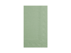 Dinner Napkin Soft Sage 2 Ply - 15 in. x 17 in.
