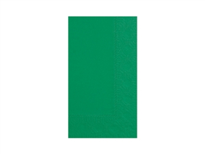 Jade Paper Dinner Napkin 2 Ply - 15 in. x 17 in.