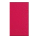 Red Dinner Napkin 2 Ply - 15 in. x 17 in.