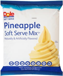 Dole Pineapple Soft Serve Mix - 4.4 Lb.