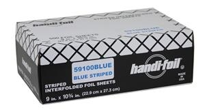 Blue Foil Sheets - 9 in. x 10.7 in.