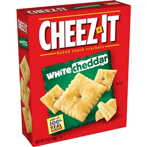 Cheez-It Cracker White Cheddar - 7 Oz.