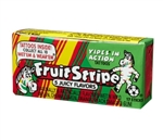 Chewing Gum Fruit Stripe Stick