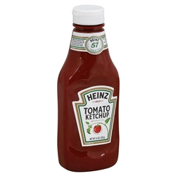 Classic Squeeze Ketchup - 14 Oz.