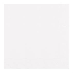 2 Ply Napkin White - 17 in. x 17 in.