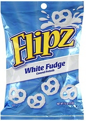 Flipz White Fudge Pretzel - 7.5 oz.