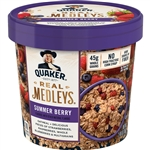 Real Medley Oatmeal Summer Berry - 2.46 Oz.