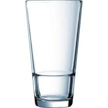 Beverage Stack Glass - 16 Oz.