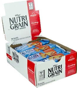 Nutrigrain Cereal Bar Strawberry - 1.55 Oz.