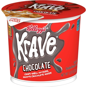 Krave Cereal Cereal In A Cup - 1.87 Oz.