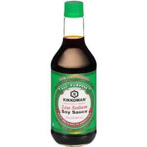 Less Sodium Soy Sauce - 20 Fl. Oz.