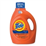 Tide Laundry Detergent Liquid High Efficiency Original - 40 Oz.