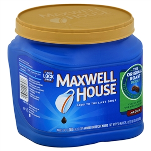 Maxwell House Original Coffee Decaf Ground - 29.3 oz.