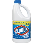 Clorox Regular Concentrated Liquid Bleach - 64 oz.