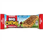 Quaker Chewy Granola Bar Chocolate Chip - 1.48 Oz.