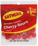 Sathers Cherry Sours