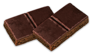 Fudge Brownie - 2.15 oz.