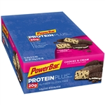Powerbar Protein Plus Cookies N Cream Bar - 2.15 Oz.