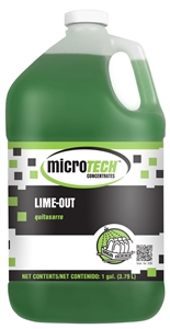 Microtech Non Foaming Acid Lime Out - 1 Gallon