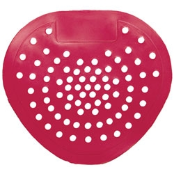 Eco Choice Red Cherry Biodegradable Urinal Screen