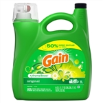 Gain Liquid Double Strength Original Laundry Detergent 96 Load - 150 Fl. Oz.