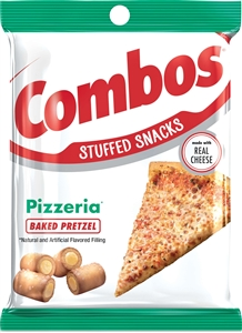 Combo Pizza Pretzel Snack - 6.3 oz.