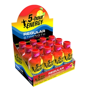 5 Hour Energy Pink Lemonade Energy Shot - 1.93 oz.