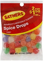 Sathers Candy Spice Drops