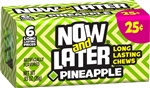 Now and Later Pineapple Candy
