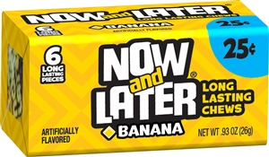 Candy Now And Later Banana