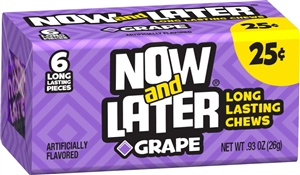 Candy Now And Later Grape