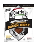 Bacon Jerky Pre-loaded Clip Strip - 2.5 oz.