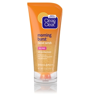 Clean and Clear Morning Burst Orange Scrub - 5 oz.