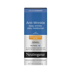 Neutrogena Ageless Deep Wrinkle Moisturizer - 1.4 oz.