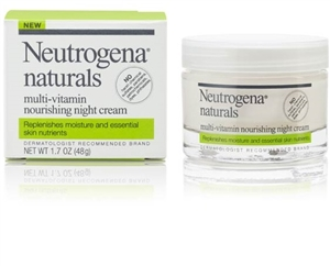 Neutrogena Naturals Facial Moisturizer Cream - 1.7 fl.oz.