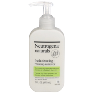 Neutrogena Naturals Fresh Clean and Make Up Remover - 6 fl.oz.