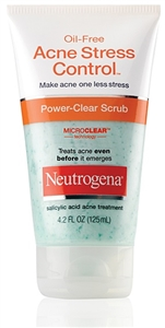 Neutrogena Acne Control Power Scrub - 4.2 fl.oz.